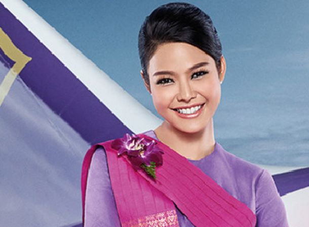 Thai Airways Cabin Crew discounted flights to Thailand and beyond