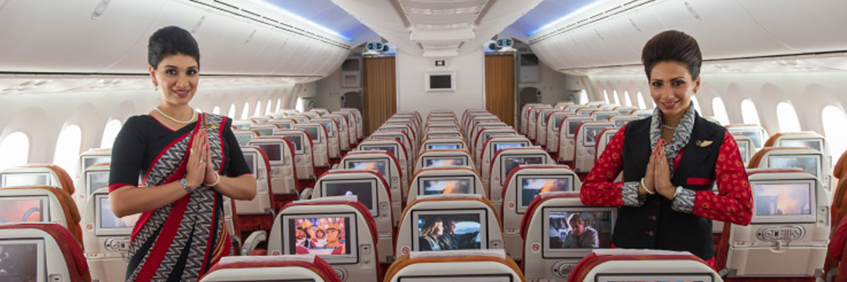 Air India Flights to Bangkok