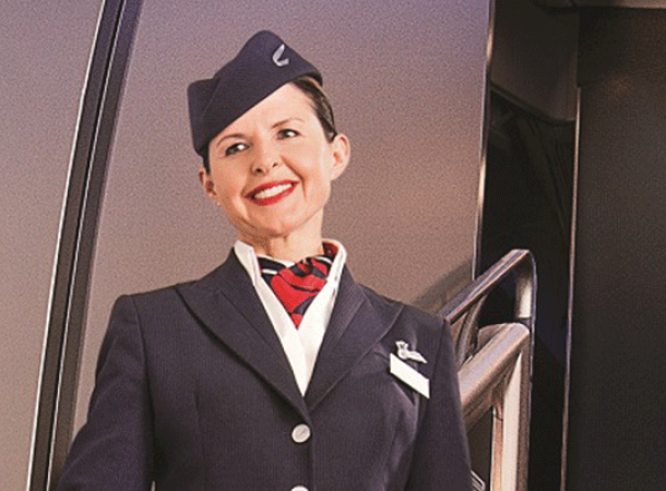British Airways cabin crew, flights, discounted, travel, airline, cheap flights