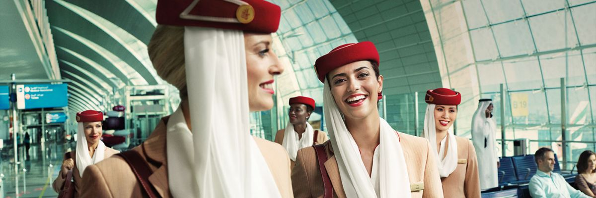 Emirates cheap flights to Bangkok, India, Manila, Dubai