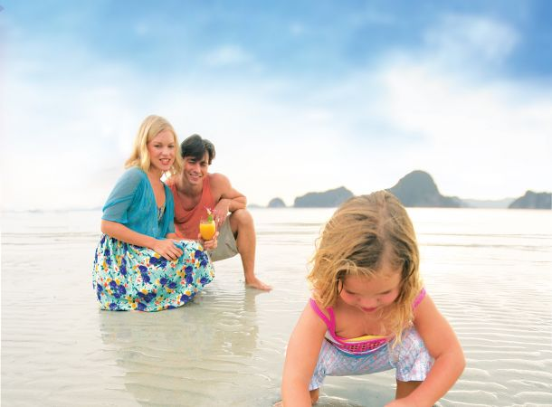 Family Holidays in Thailand