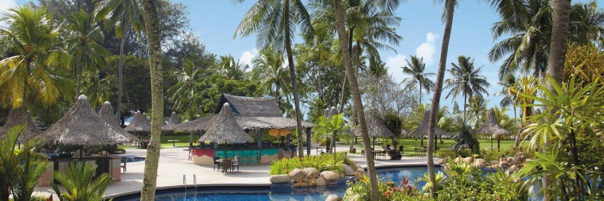 Golden Sands Shangri La Penang Poolside