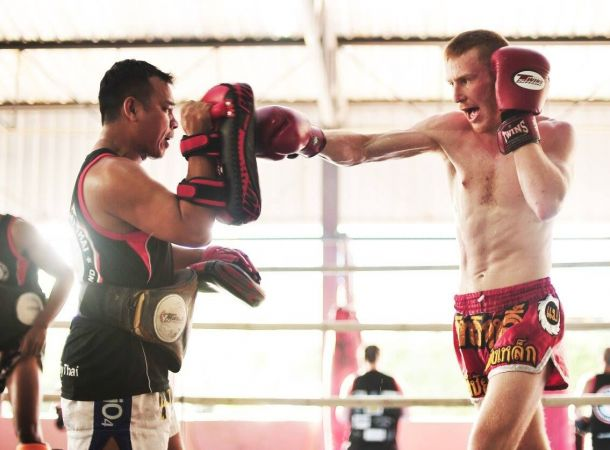 Sports and Thai Boxing Holidays