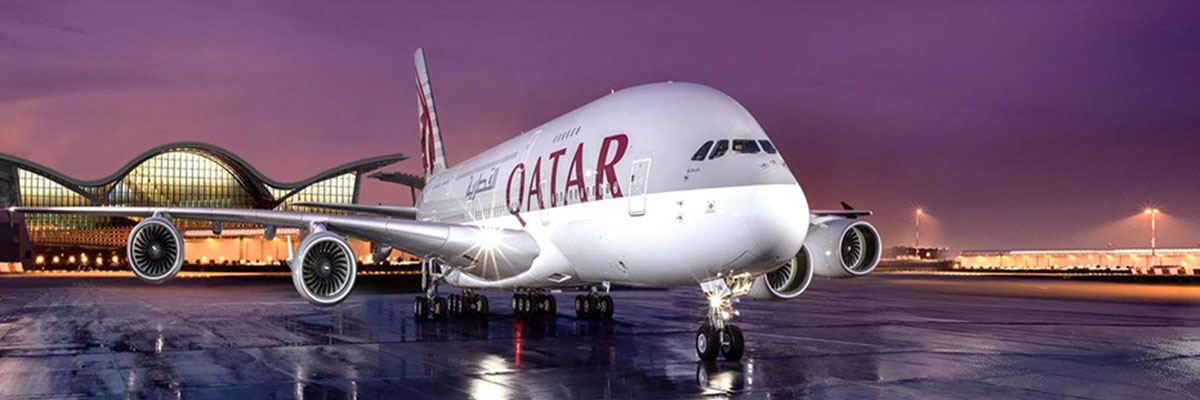 Qatar Airways A380 fleet to Thailand
