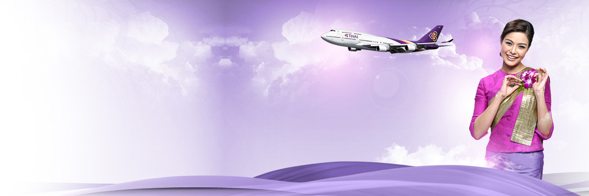 Special offer flights to Bangkok and beyond with  Thai Airways